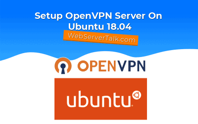 setup openvpn on ubuntu 18