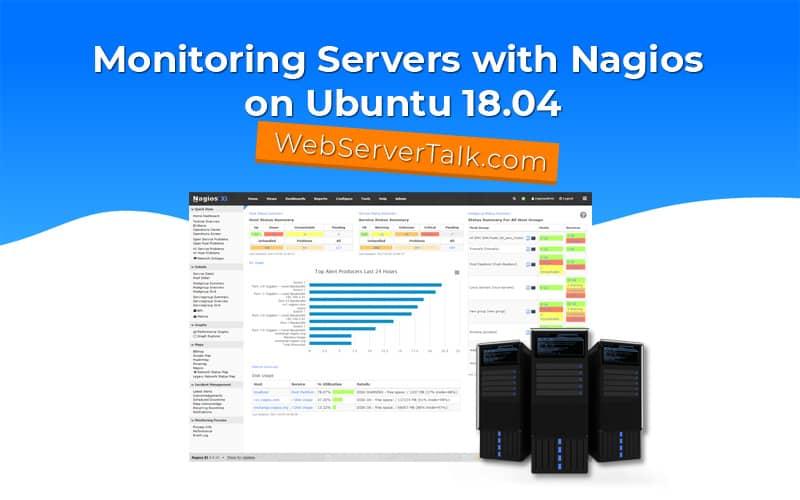 Monitoring Servers With Nagios On Ubuntu 18 04