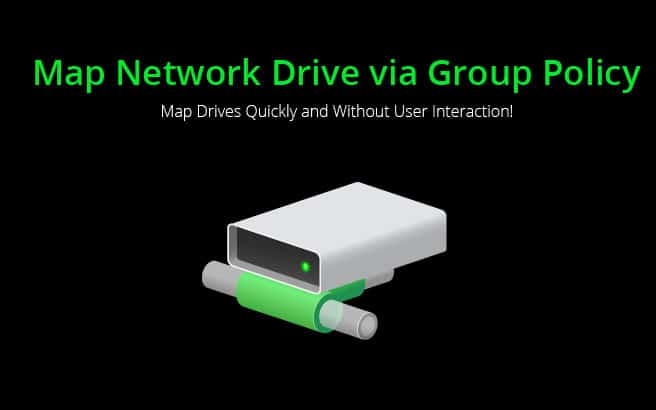 Map Network Drives using Group Policy – Tutorial & Screenshots For Easy Setup!