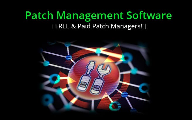 best patch management software and tools