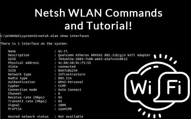 Netsh WLAN Commands for Windows 10 – Here's a Full Tutorial!