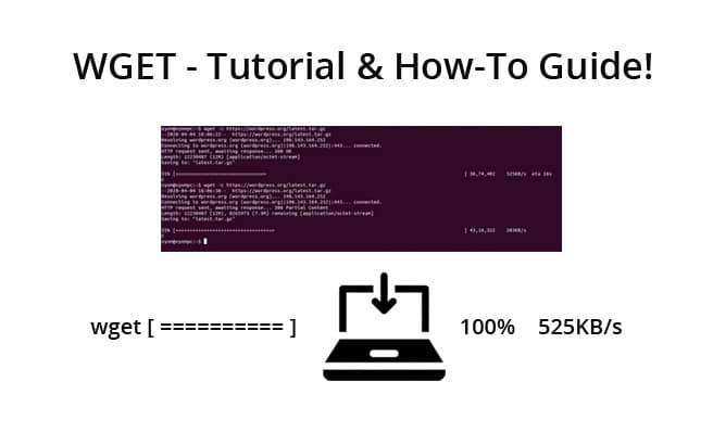 WGET- Command, Examples and Tutorial